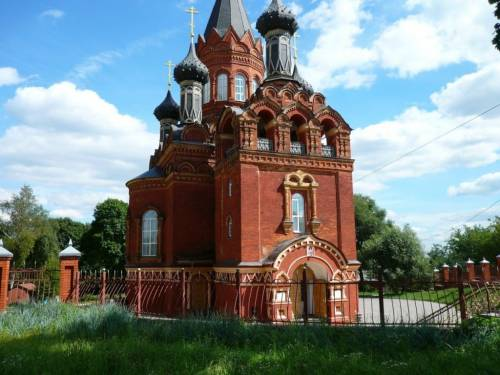Церковь Брянск